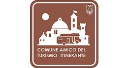 Banner Comune amico del turismo itinerante